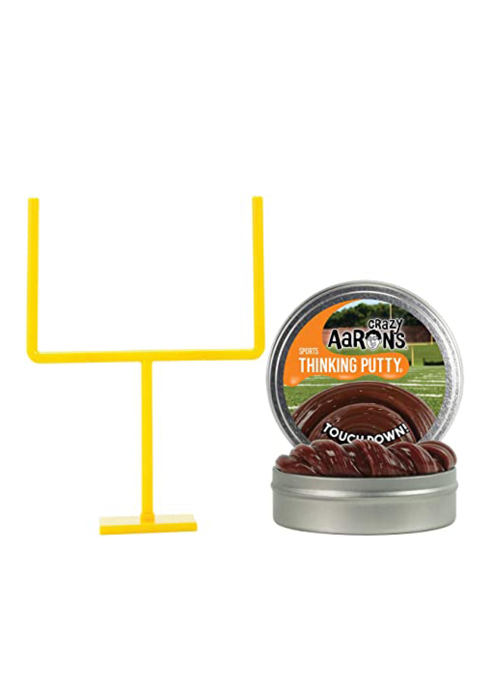"Crazy Aarons 2.75"" Football Field Goal"