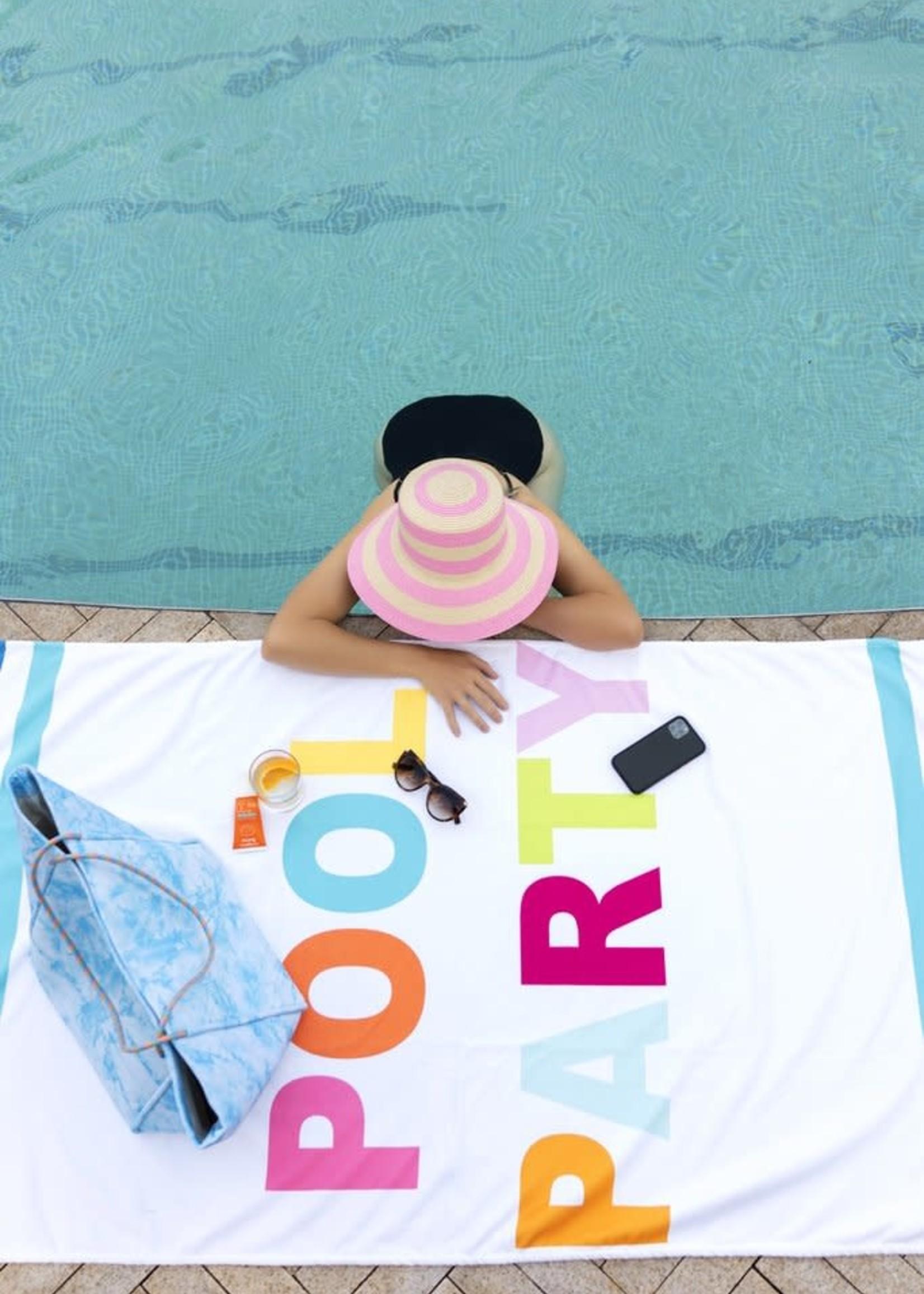 Shiraleah Pool Party Towel, Multi