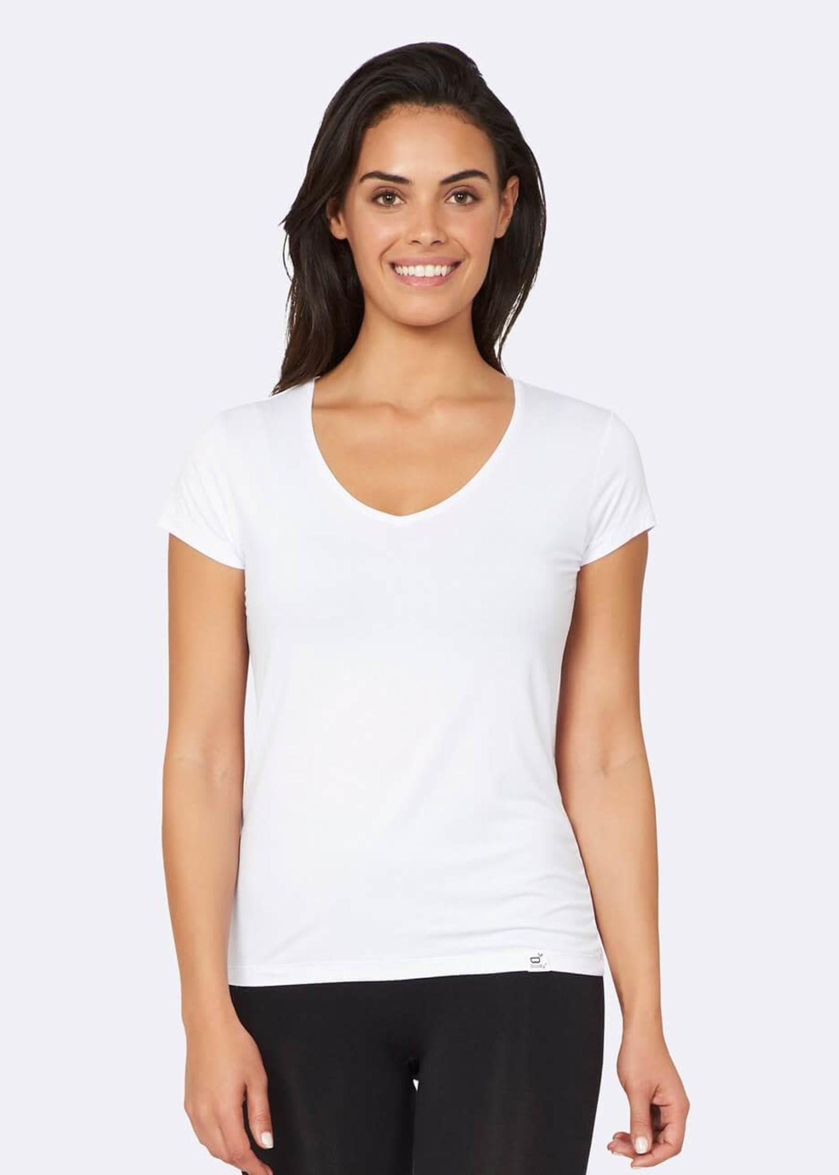 Boody North America V-Neck T-Shirt