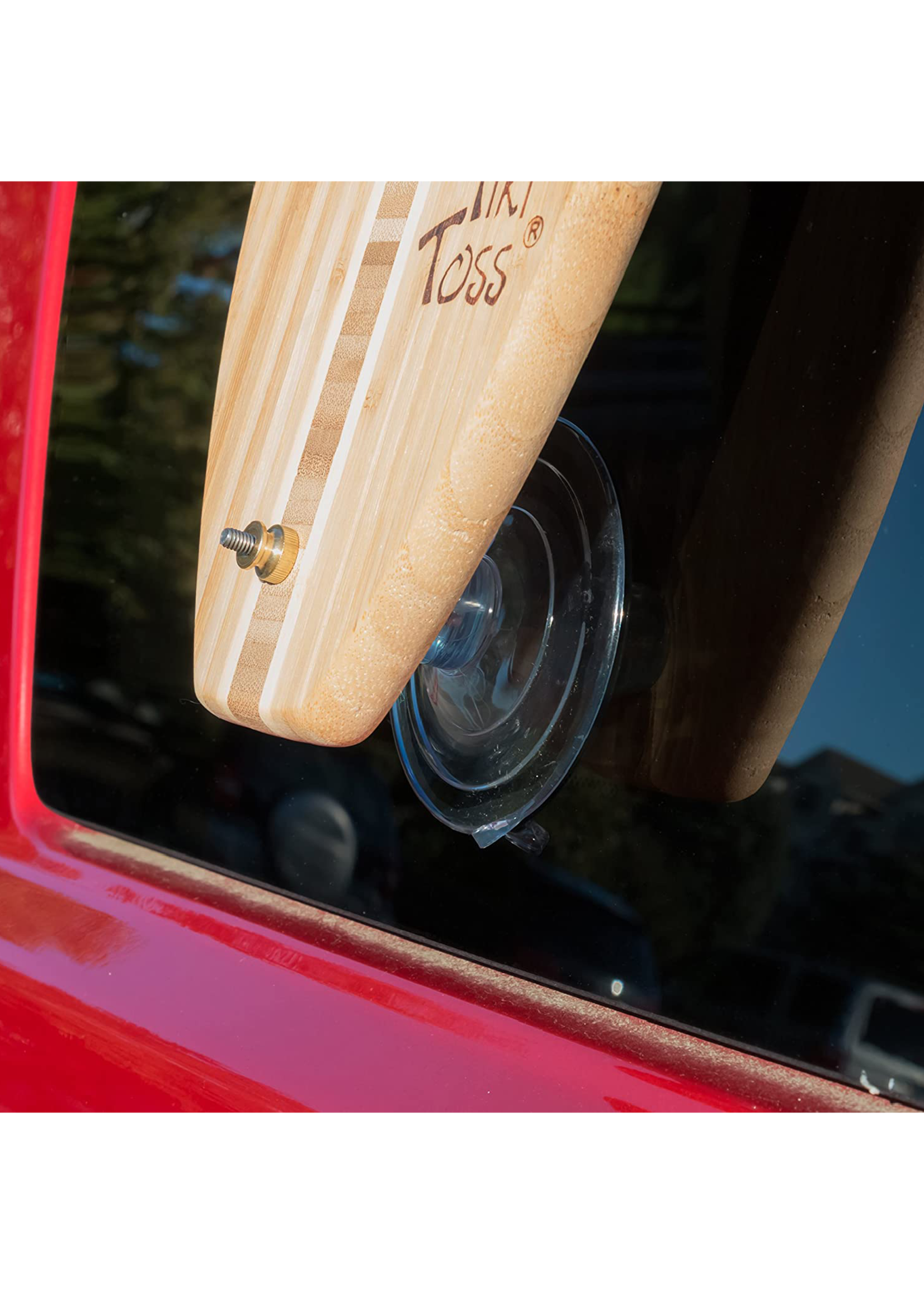 Tiki Toss Tailgate/RV Suction Cups