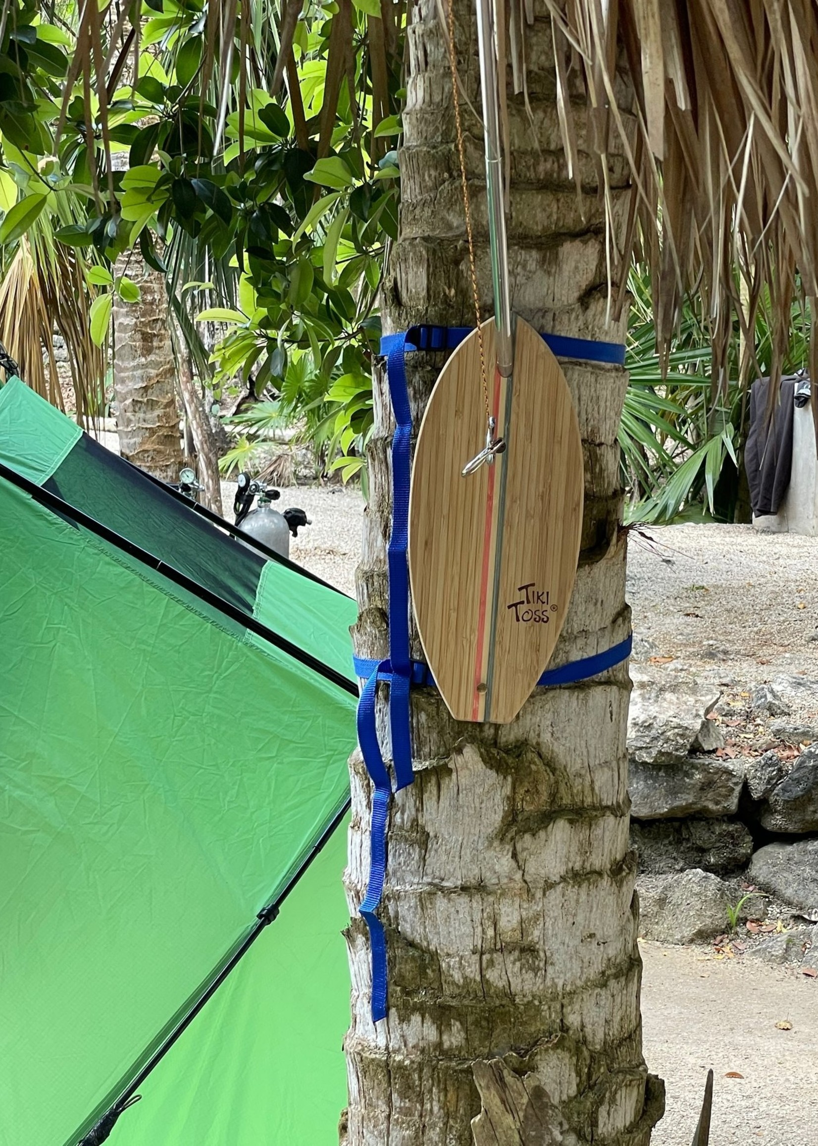 Tiki Toss Camp Ready Straps