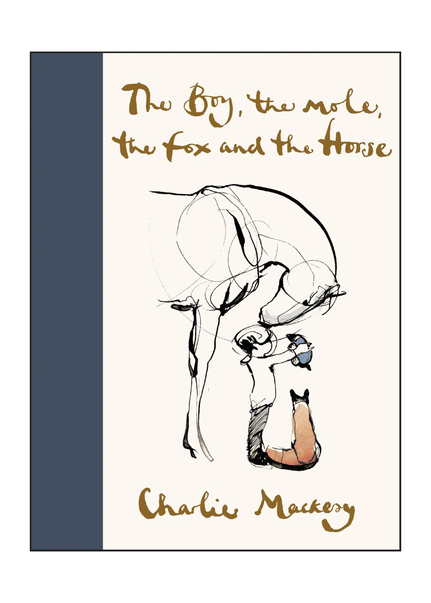 Harper Collins The Boy, Mole, Fox, & Horse