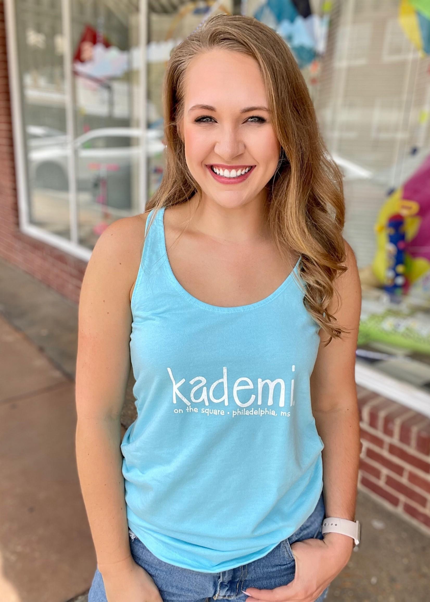 Kademi Kademi Logo Racerback Tank