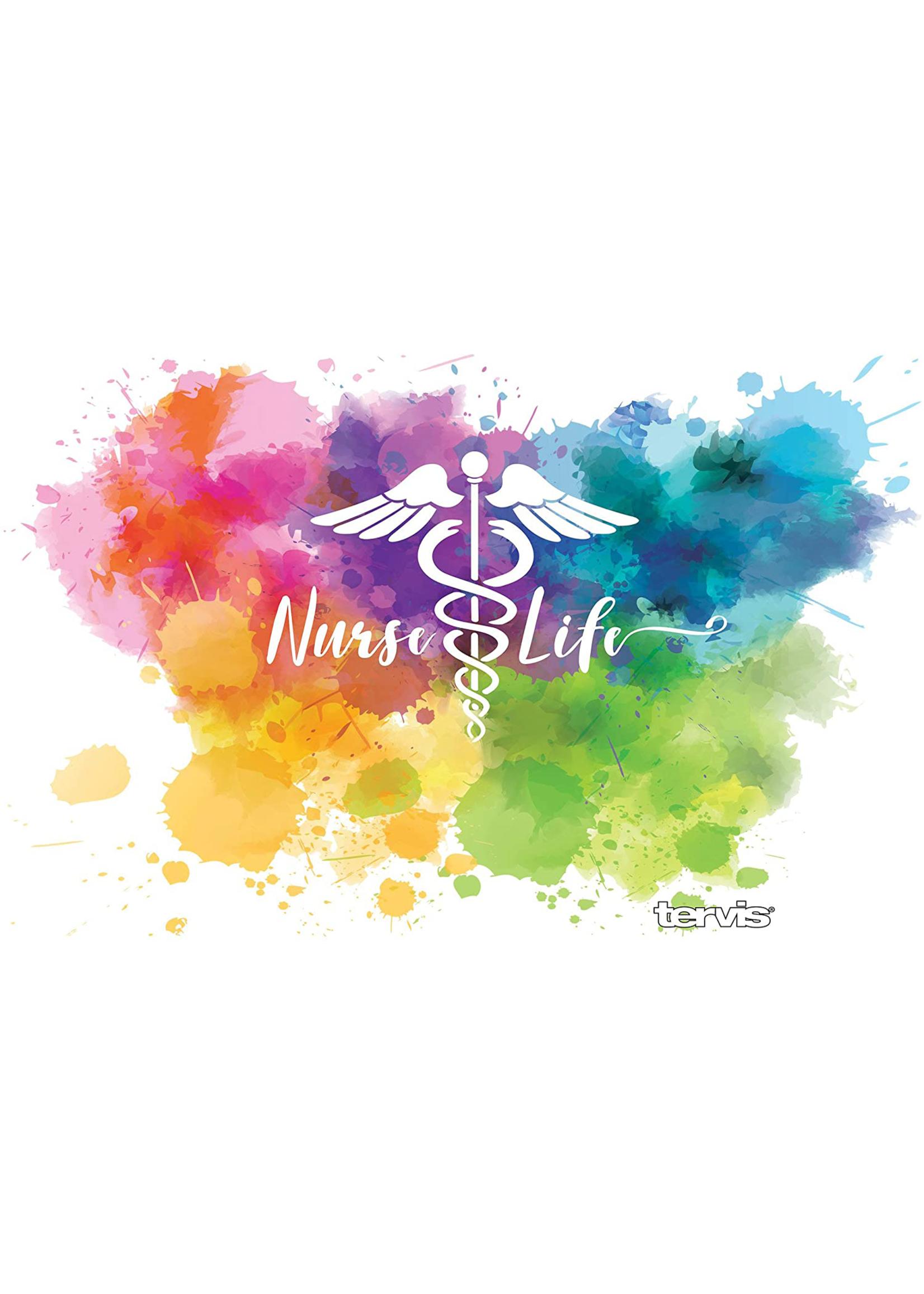 Tervis Tumblers Nurse Watercolors 20oz