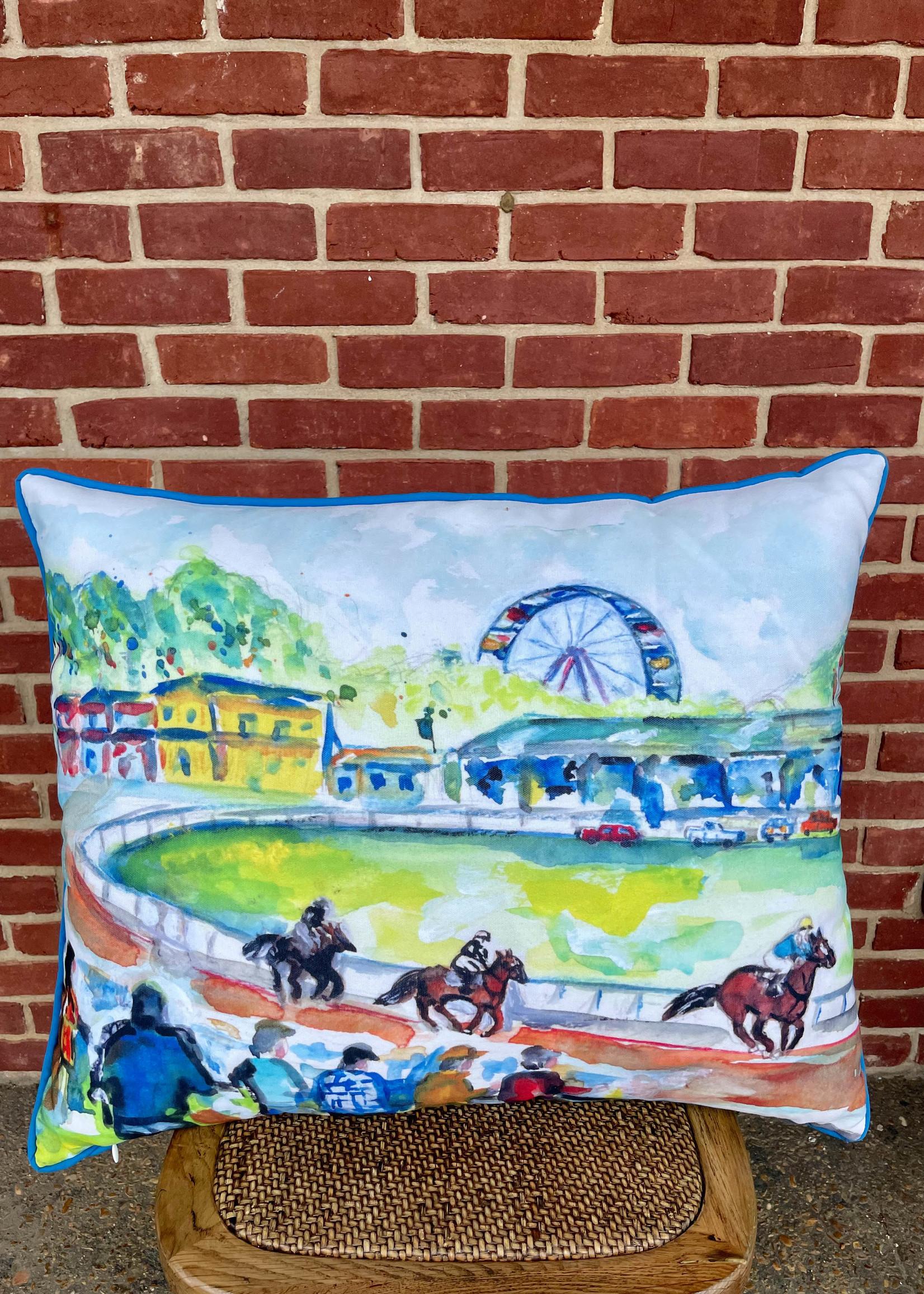 Kademi Rectangle Zippered Outdoor Pillow, 20x24