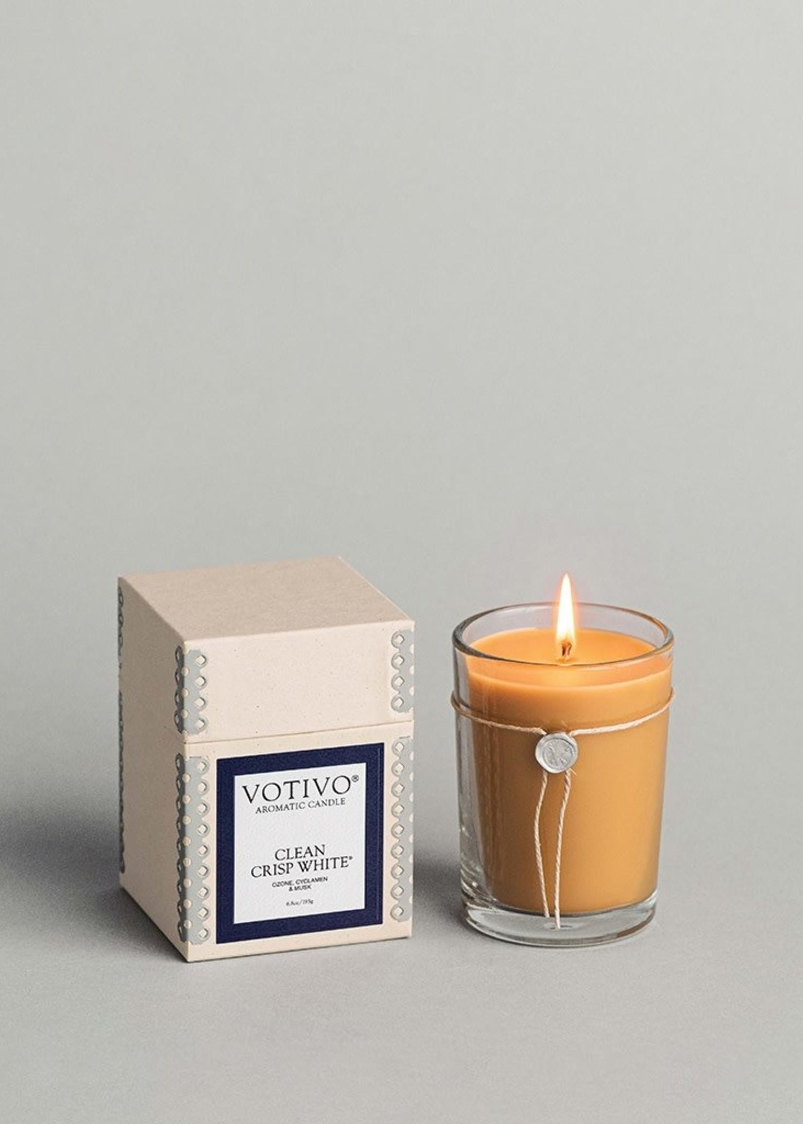 Votivo Aromatic Candle, 6.8oz