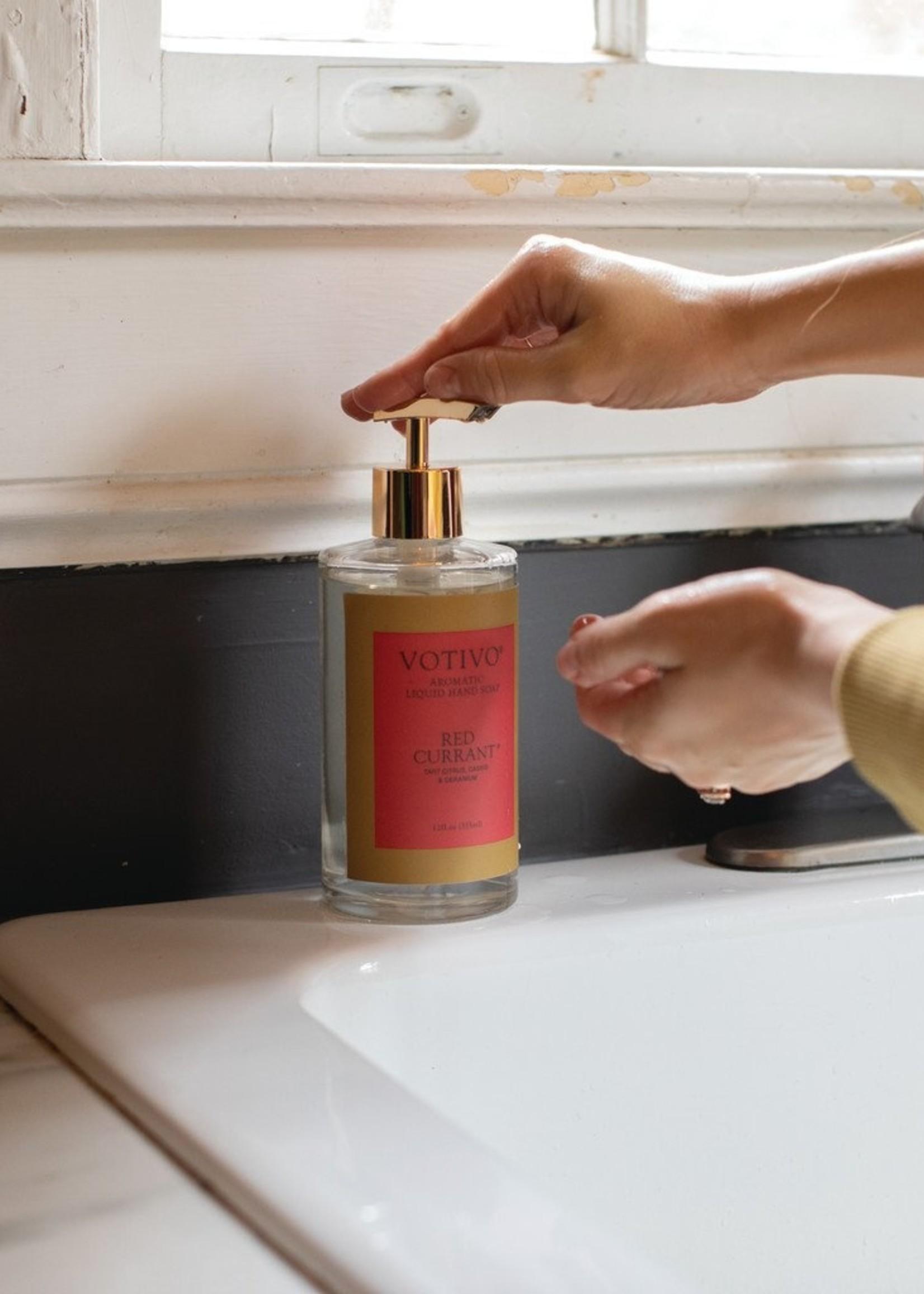 Votivo Red Currant Liquid Soap