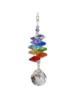 Woodstock Chimes Crystal Rainbow Cascade, Ball
