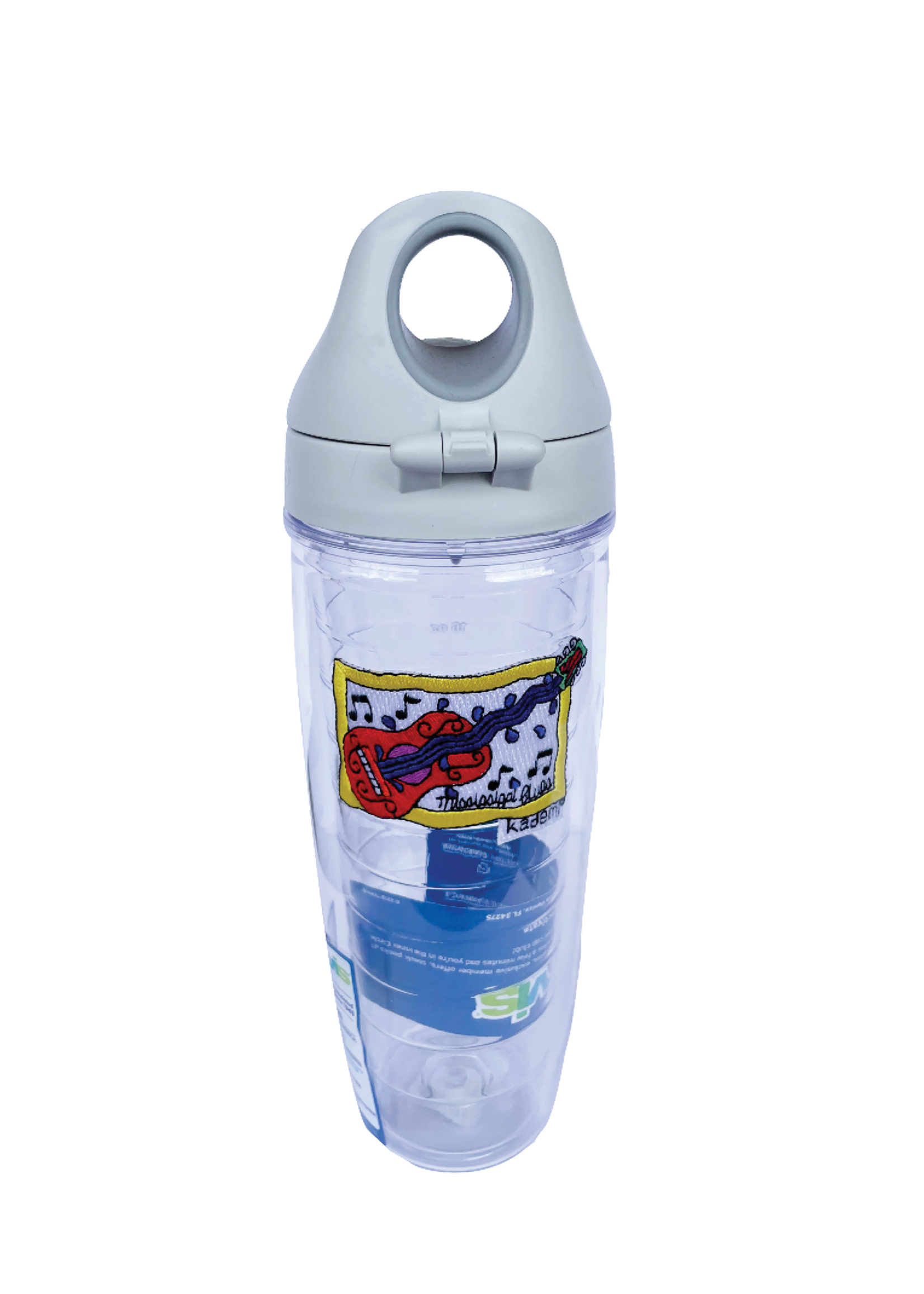 Kademi Classic Water Bottle, 24oz