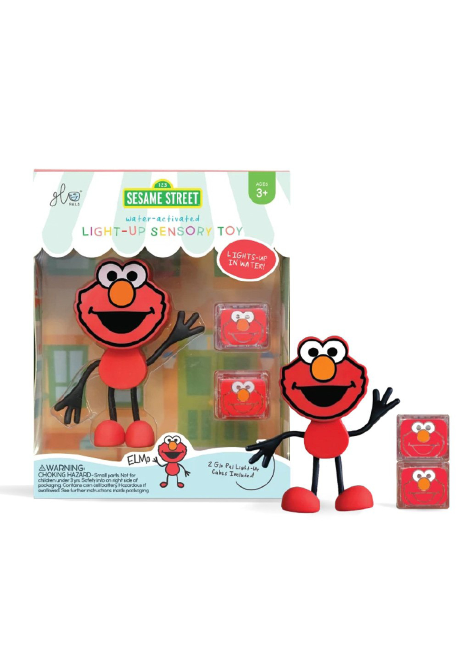 Glo Pals Glo Pals Sesame Street Character