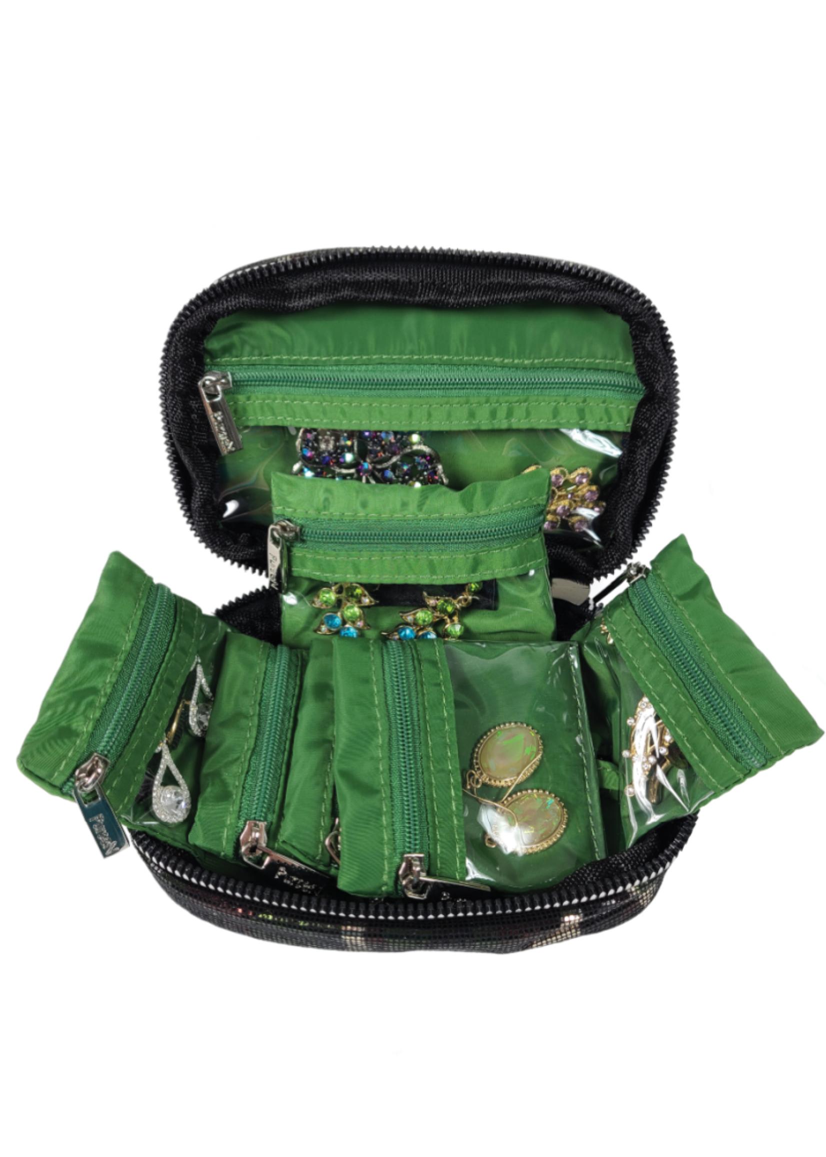 PurseN Getaway Mini Jewelry Case Camo