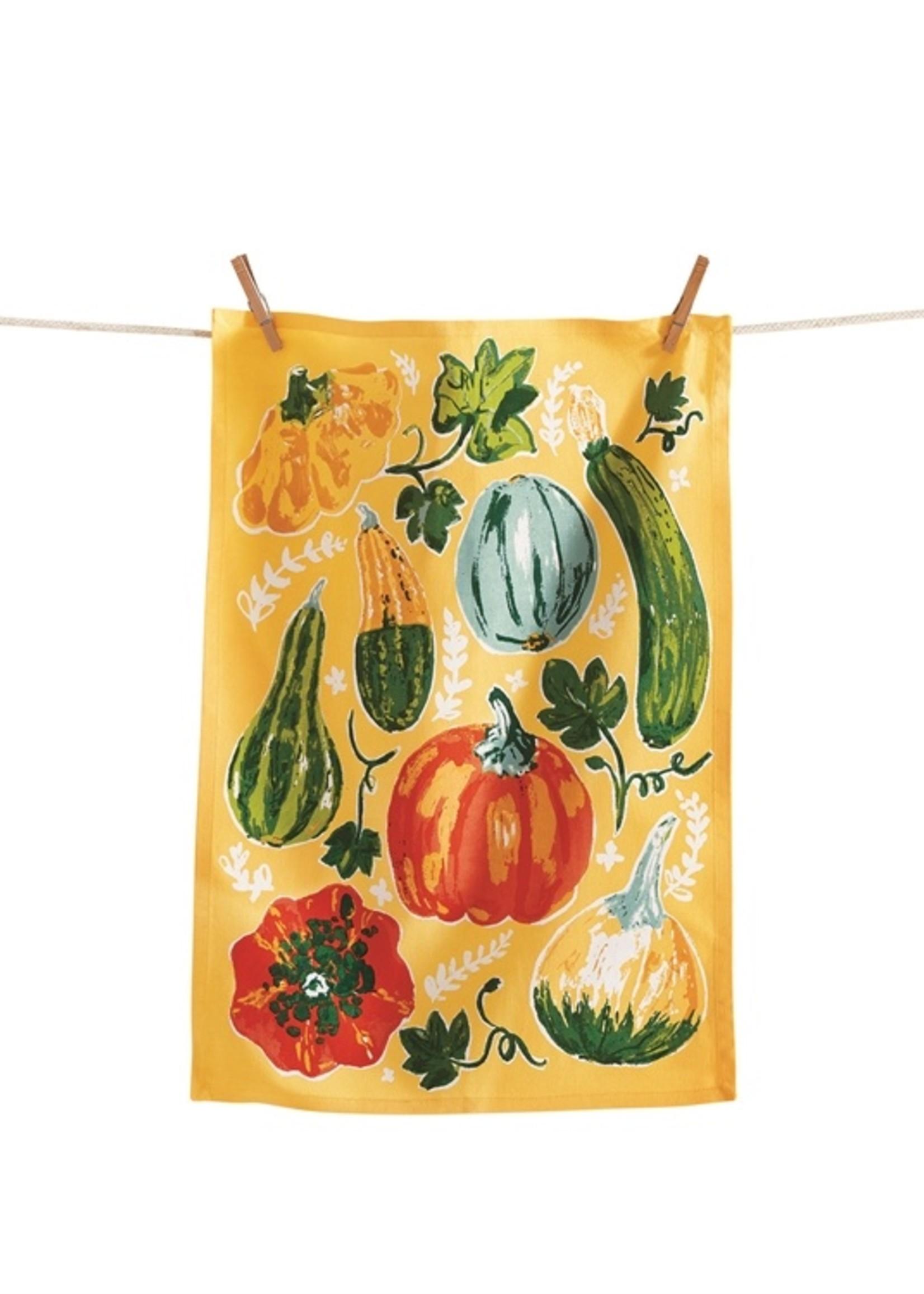 Tag True Living Squash Dish Towel