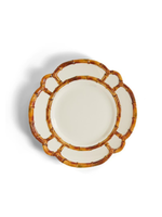 Two's Company, Inc. Bamboo Touch Dinner Plate
