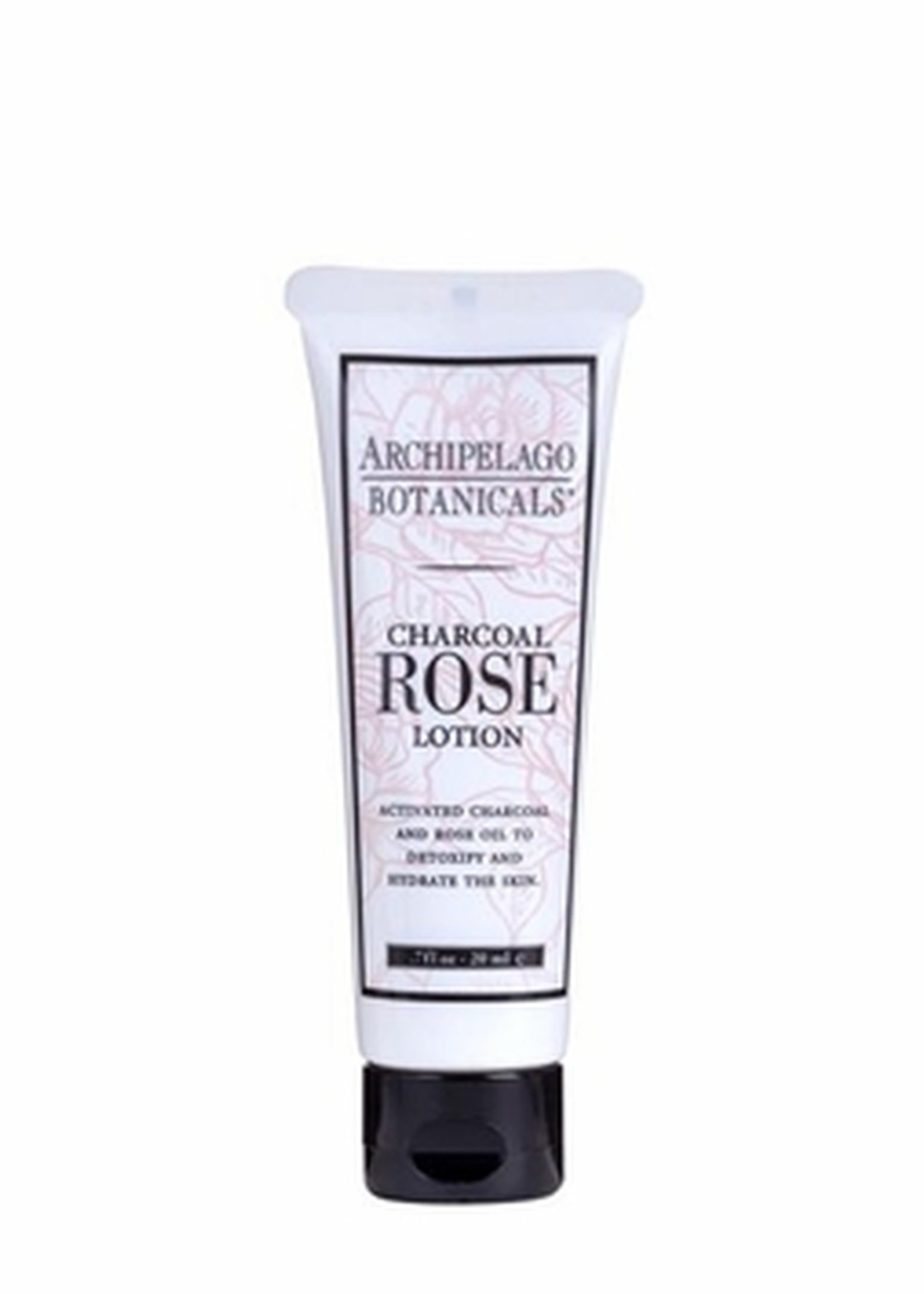 Archipelago Charcoal Rose 7oz Lotion