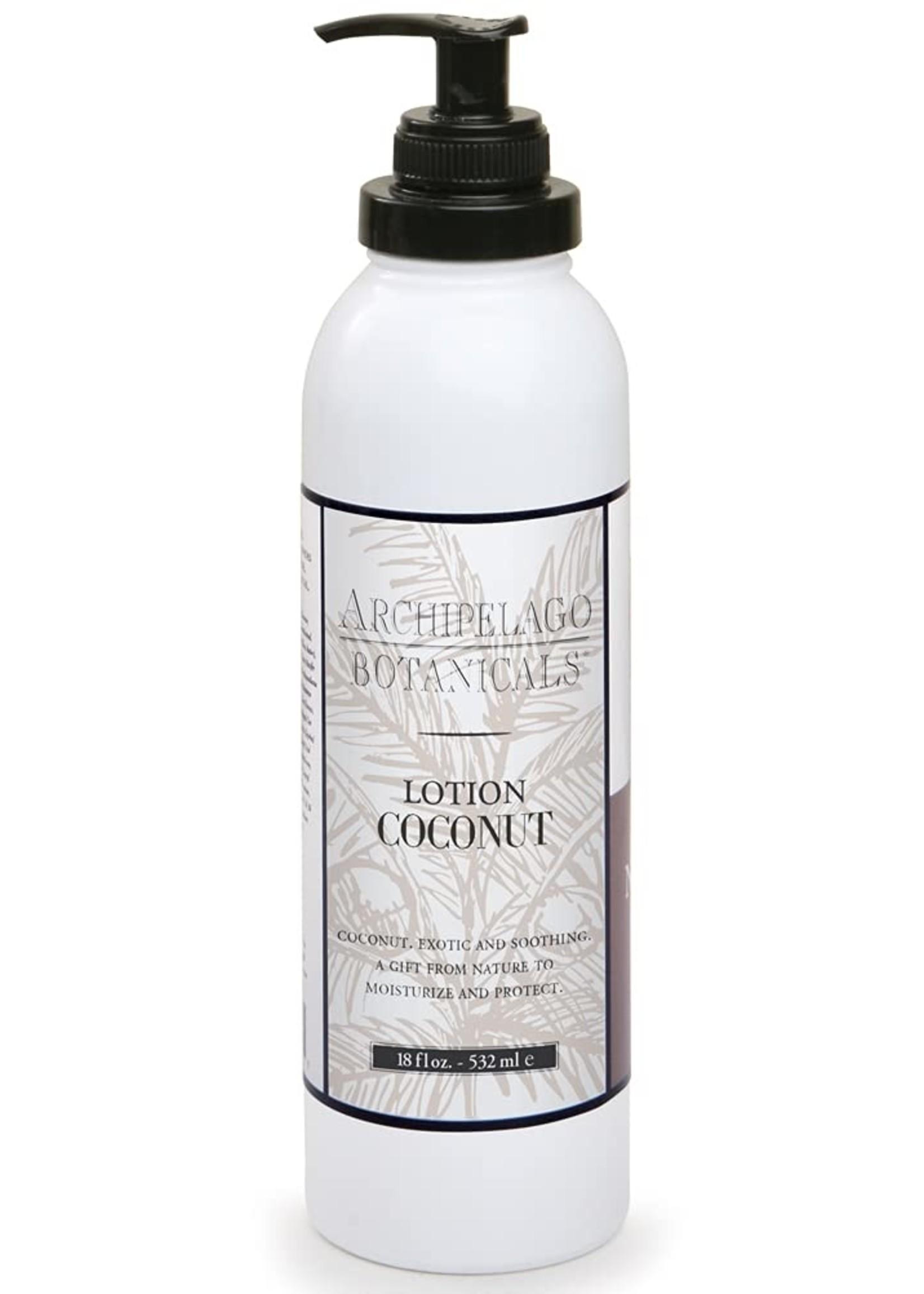 Archipelago Coconut Lotion, 18 oz