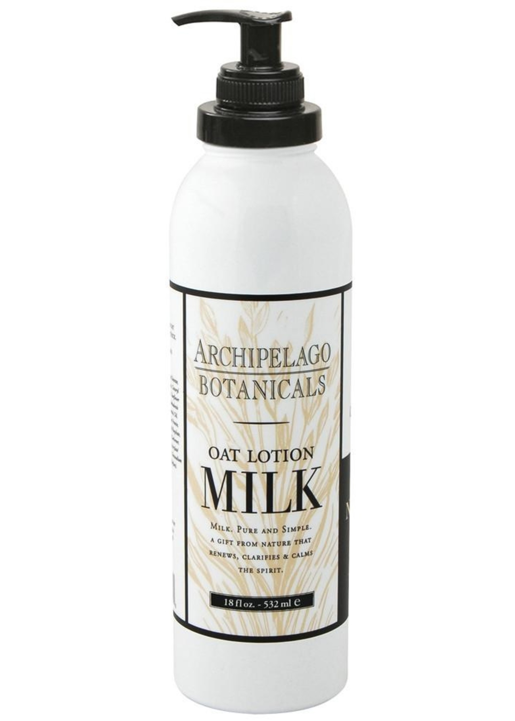 Archipelago Oat Milk Body Lotion, 18oz