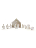 Two's Company, Inc. Miniature Nativity Set