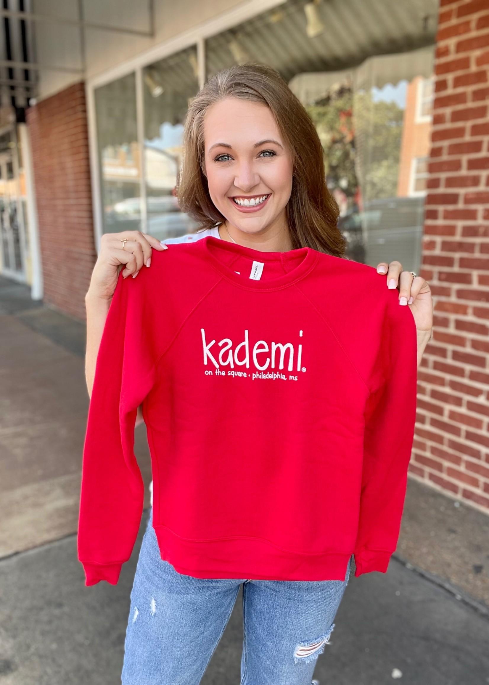 Kademi Kademi Logo Sweatshirt