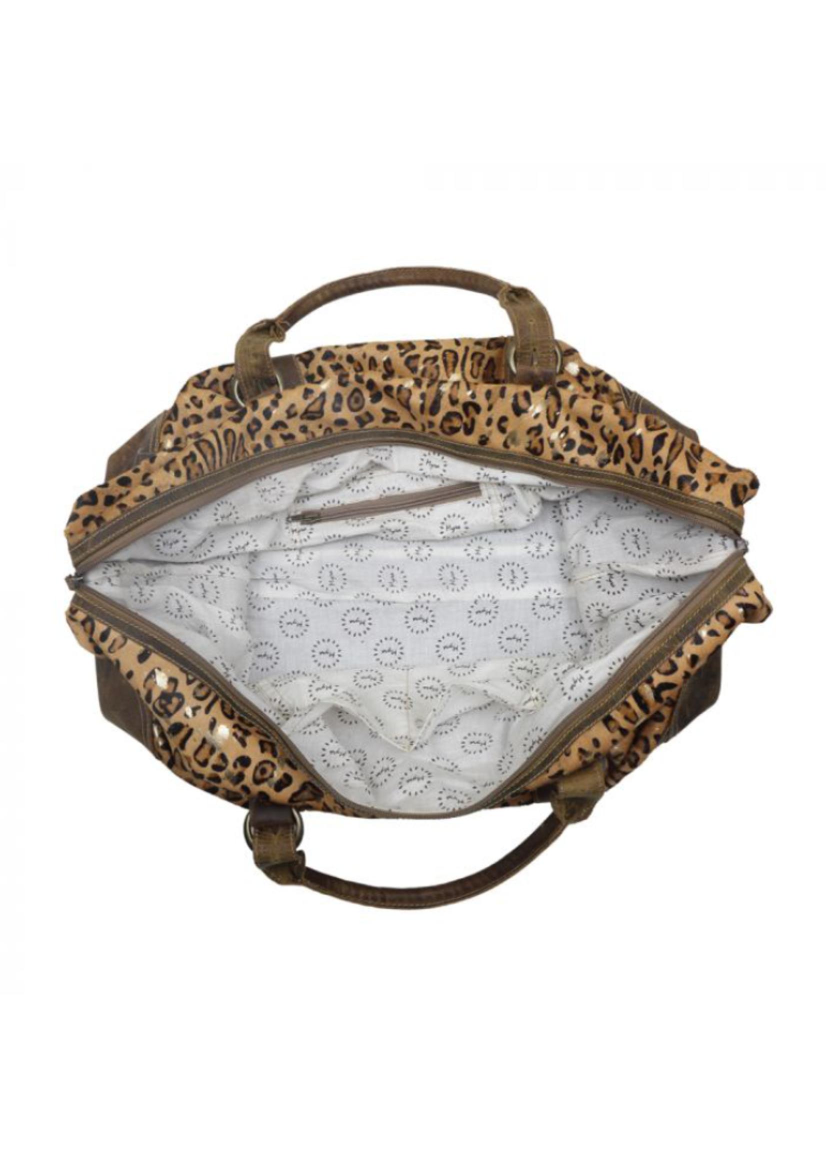 Myra Vibrant Duffle Bag