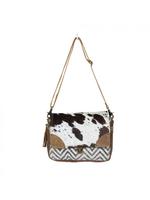 Myra Pearl Fusion Messenger Bag