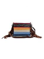 Myra Handtooled Bag