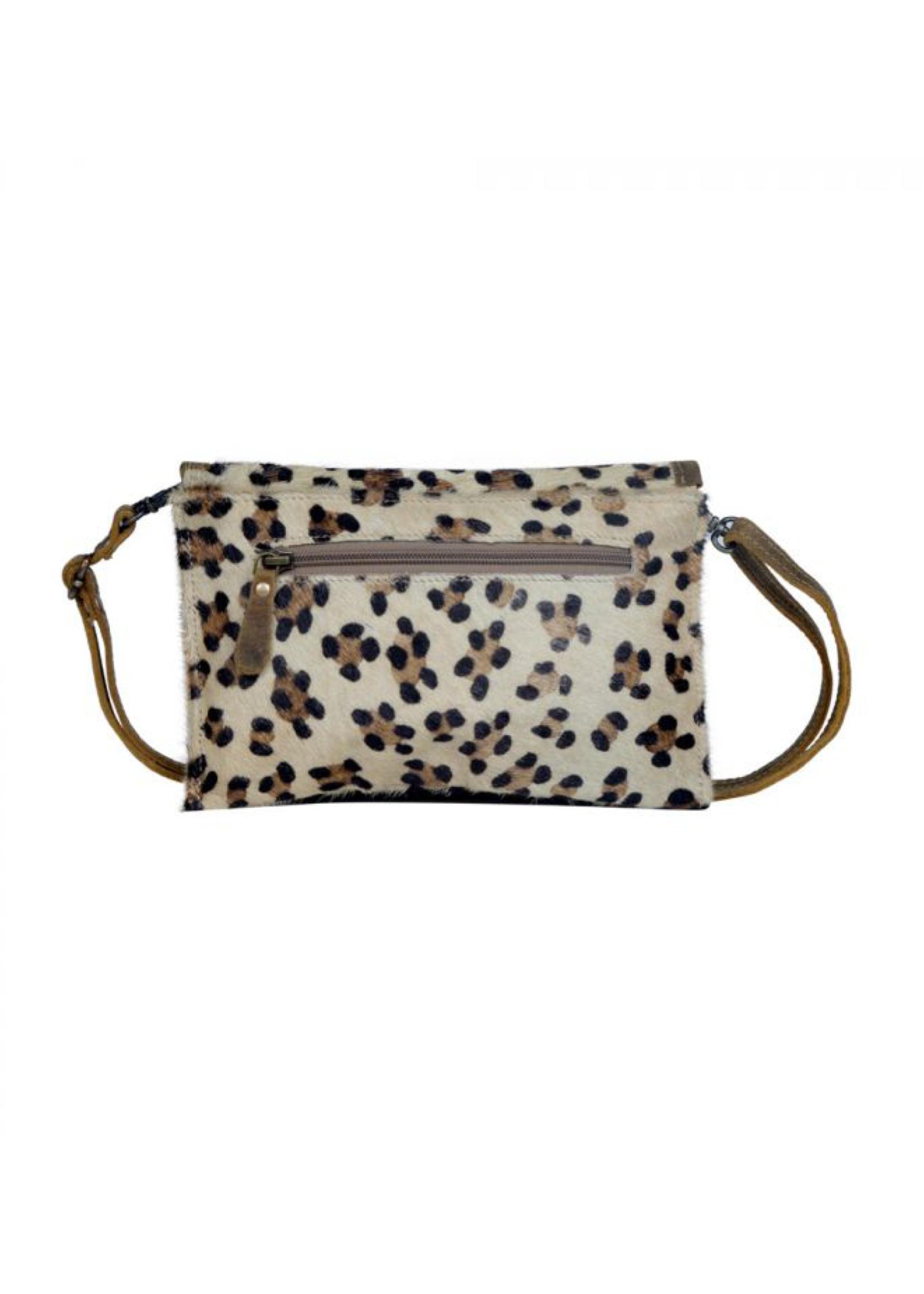 Myra Leather & Hairon Bag