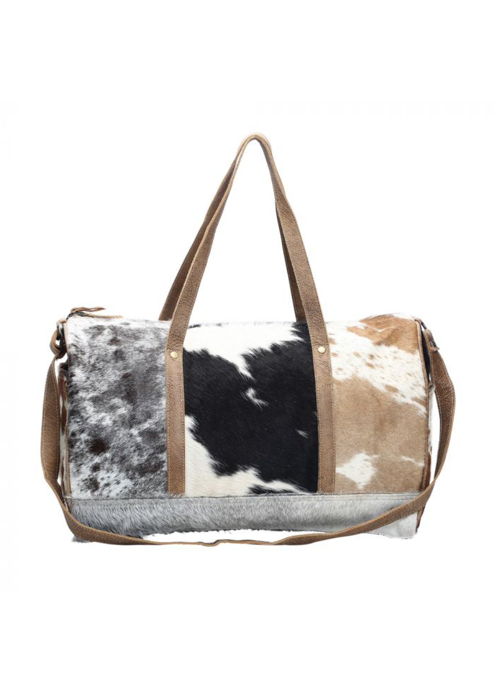 Myra Compact Hairon Travel Bag