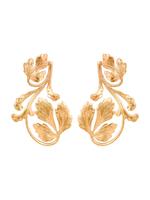 We Dream In Colour Gold  Lisabetta Earrings