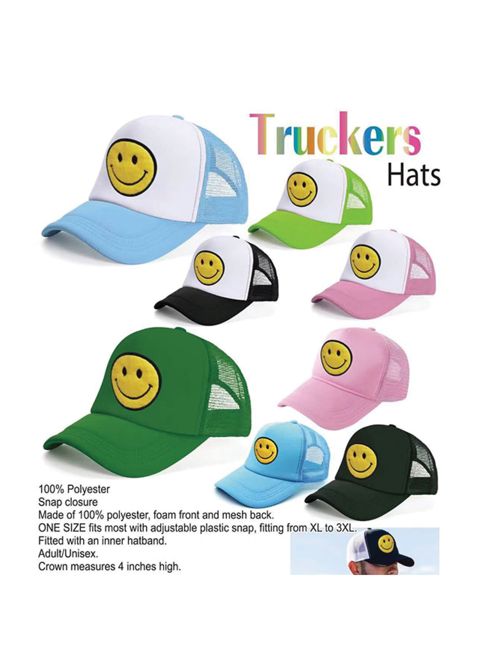 Puka Truckers Hat