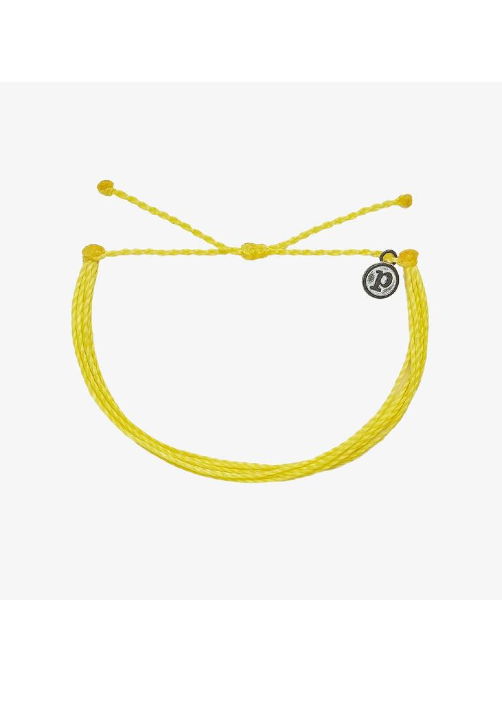 puravida bracelets Original Bracelet Happy Yellow