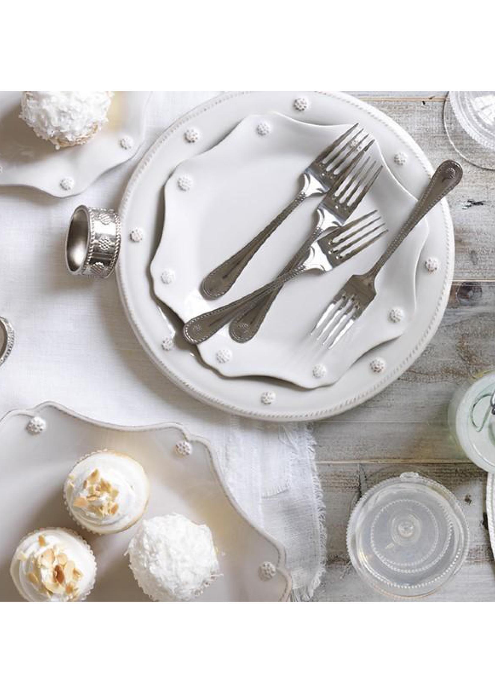 Juliska Berry & Thread Dinner, White