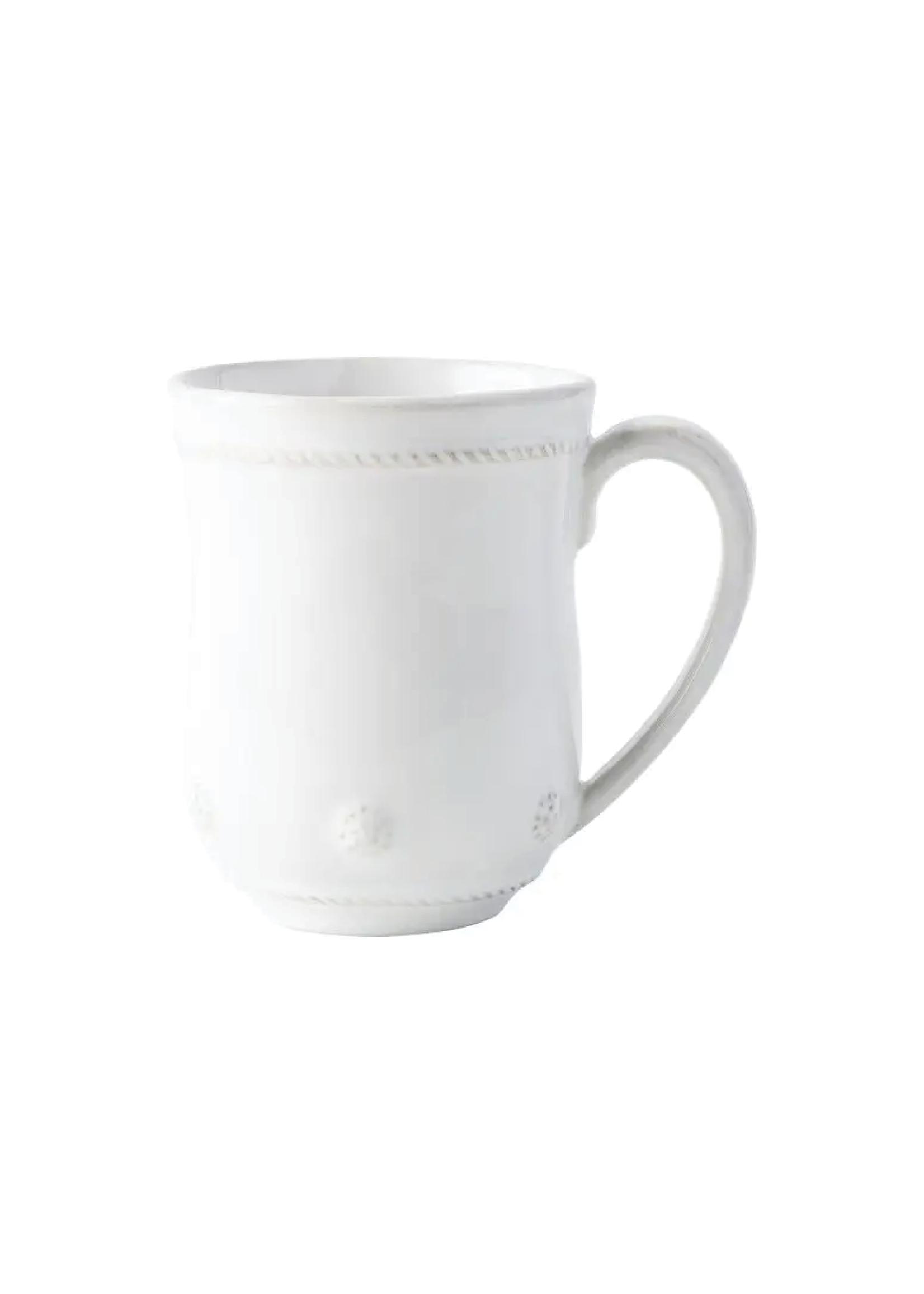 Juliska Berry & Thread Flared Mug, White