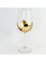 Elm Stemmed Wine Glass