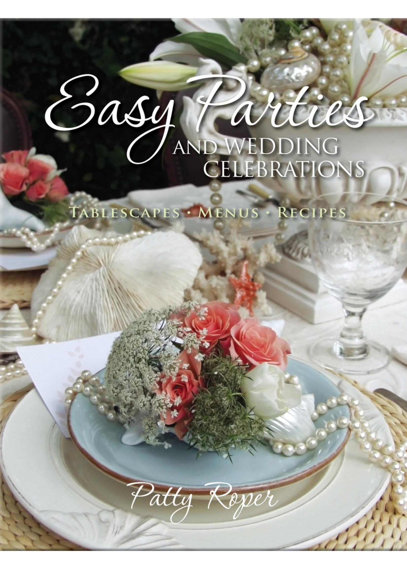 Patty Roper Easy Parties & Wedding Celebrations