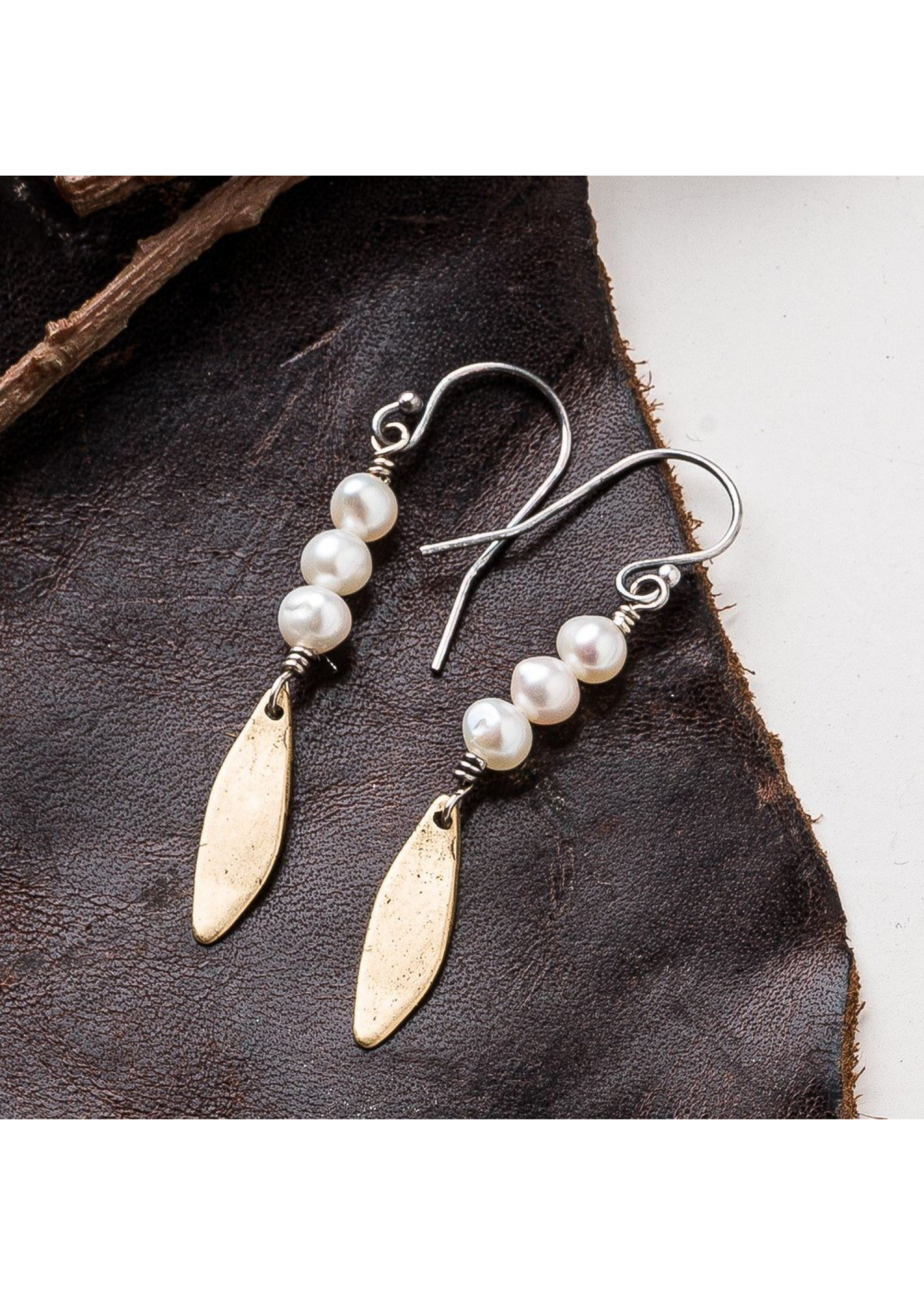 Original Hardware Gemstone Mini Allure Earrings