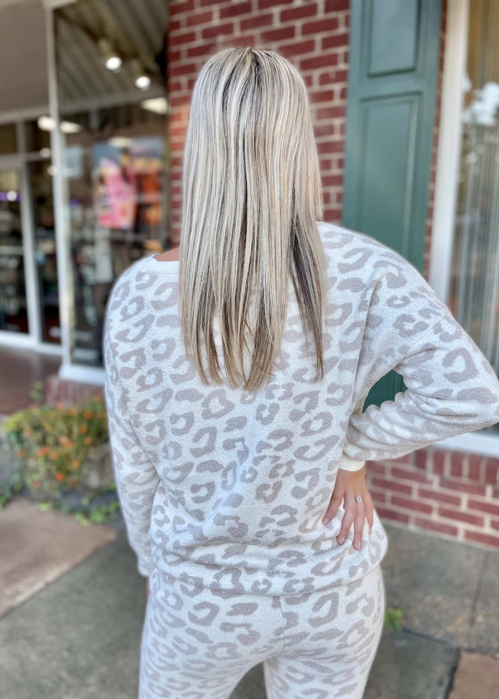 Barefoot Dreams CCUL Youth Slouchy BITW Slouchy Pullover