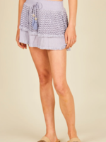 Surf Gypsy Dusty Lavender Layer Skirt
