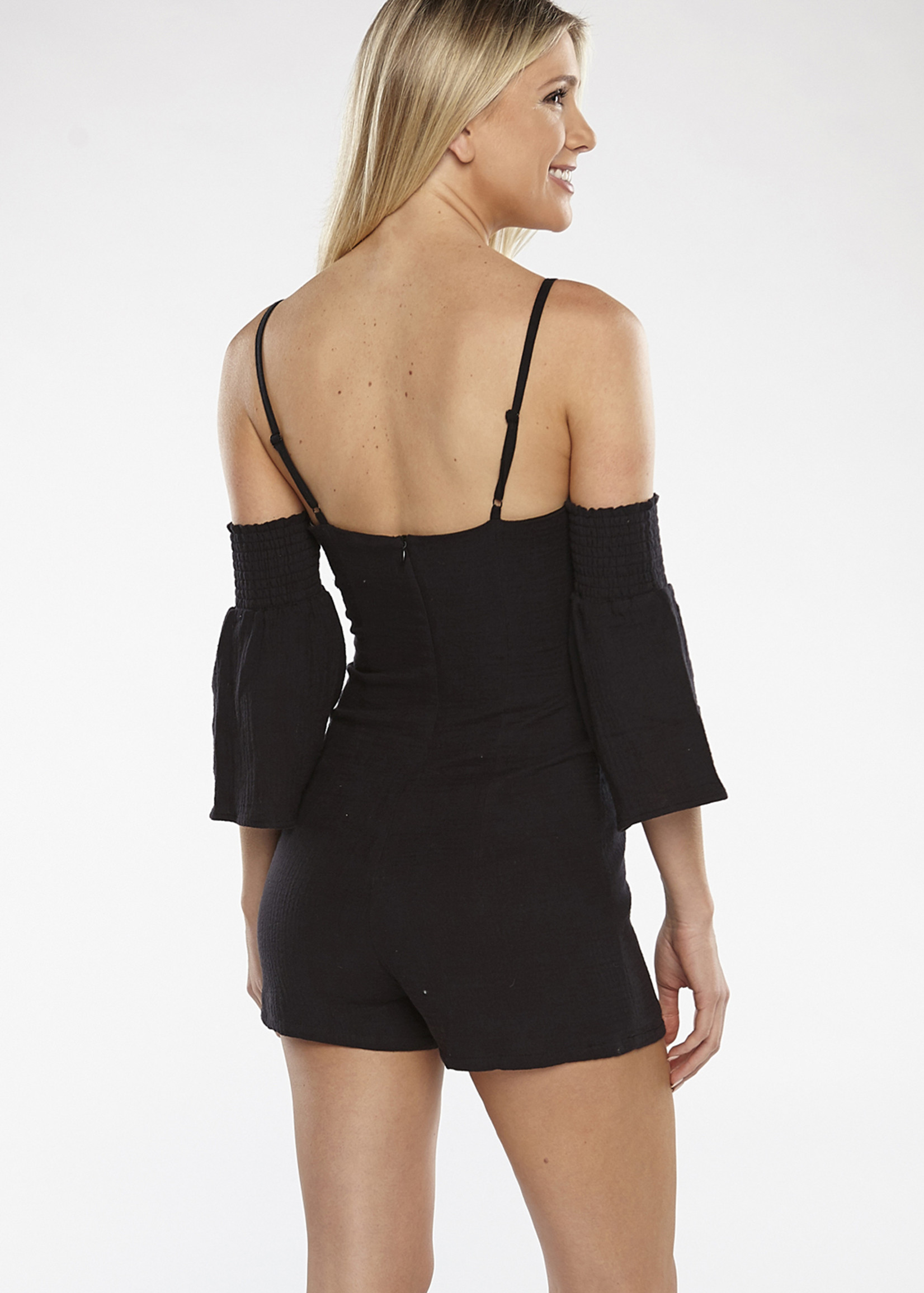 House of Wallace Alexis Romper