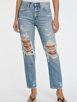 Pistola Presley High Rise Girlfriend Jean