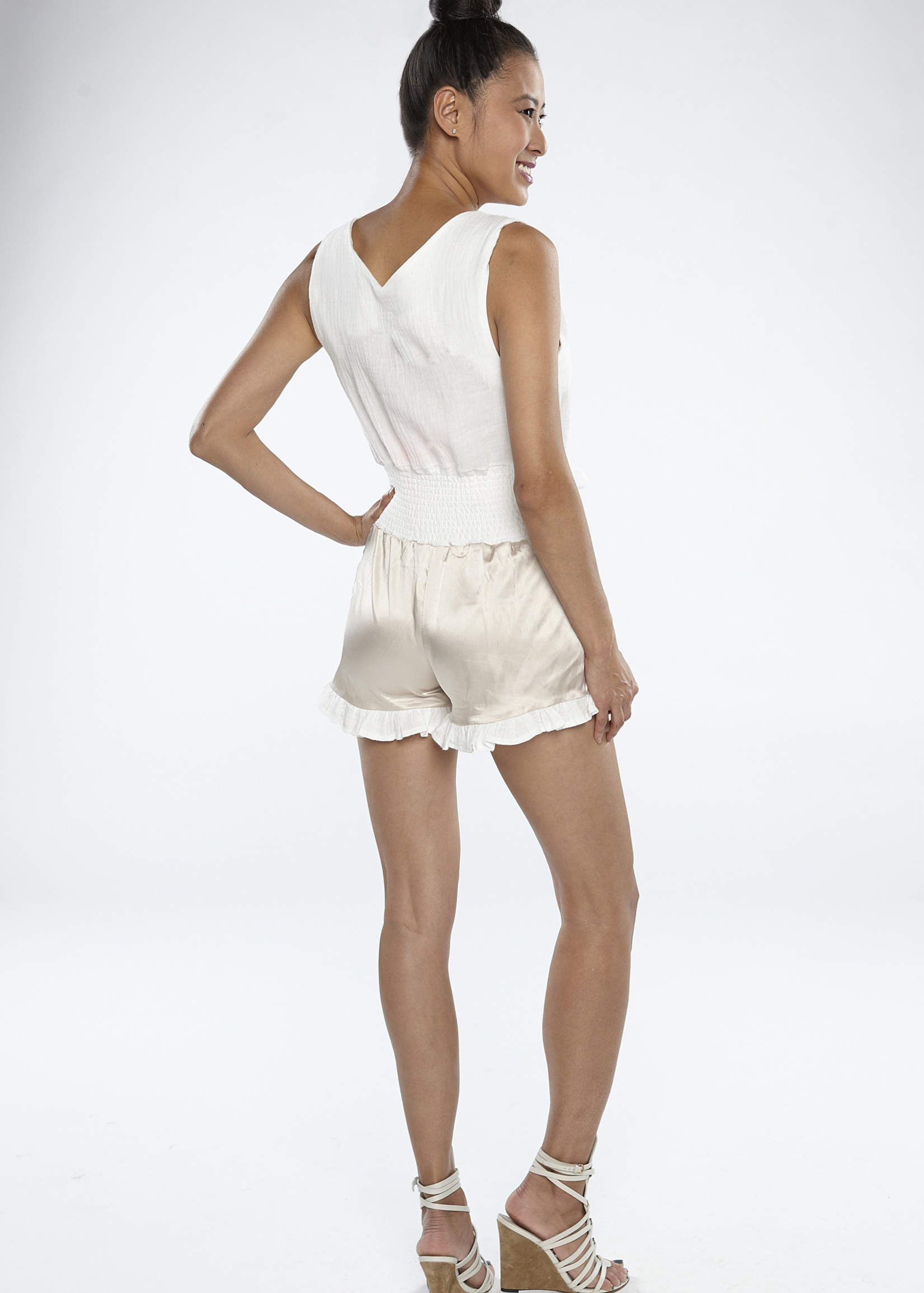 House of Wallace Chantal Romper