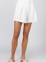 Fanco White Shorts