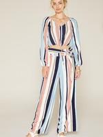 Sadie & Sage Multi Stripe Pant