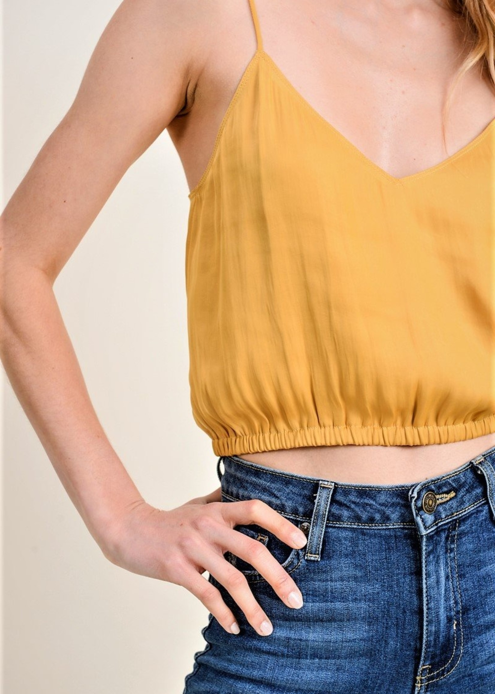 Reset by jane Cropped Cami
