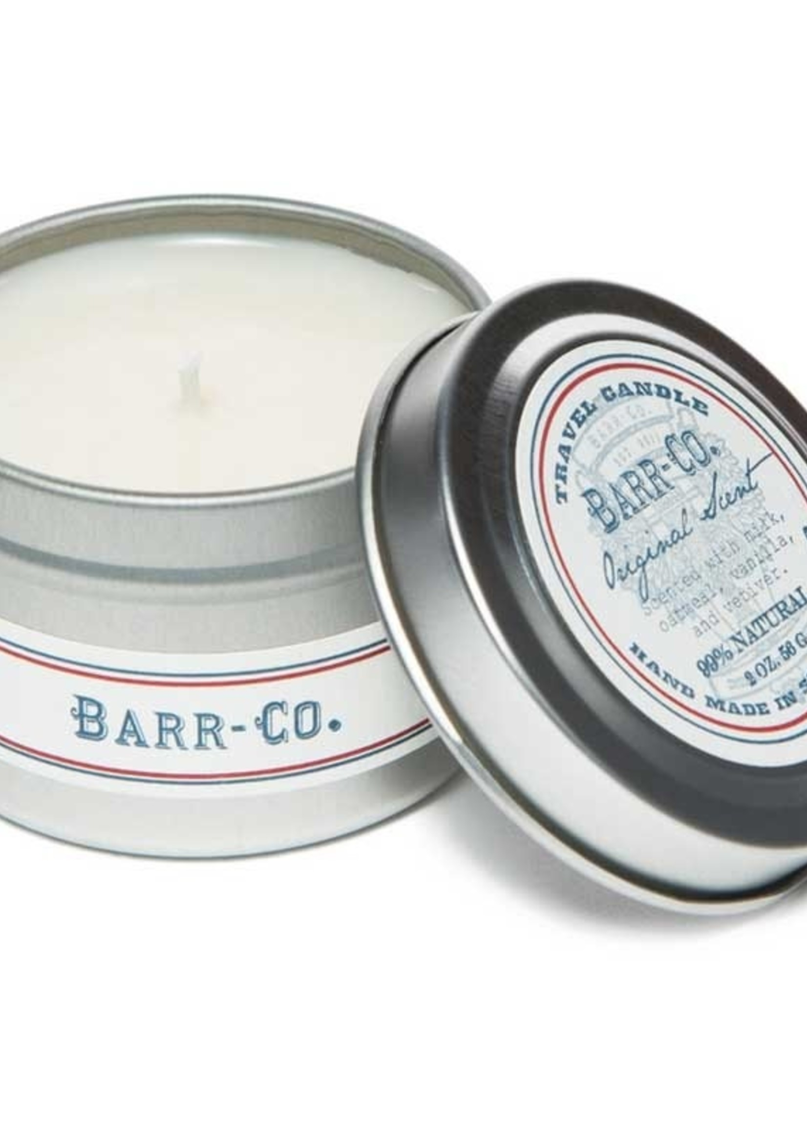 Barr-Co Barr Co Travel Candle