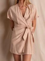 Sadie & Sage Wrap Dress