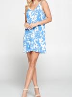 Pinch Blue & White Dress