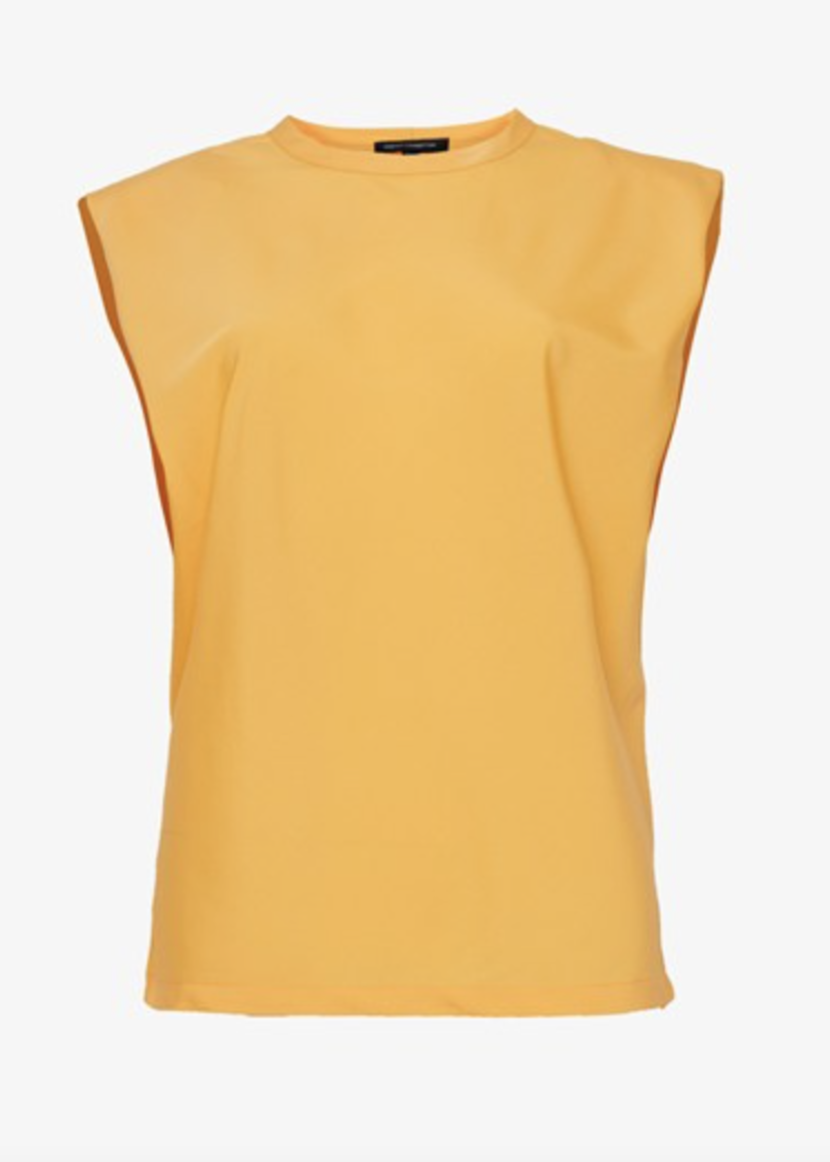 French Connection Shoulder Pad Tank