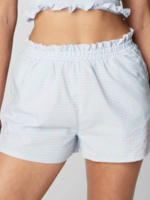 Blank NYC Sweet Escape Gingham Shorts