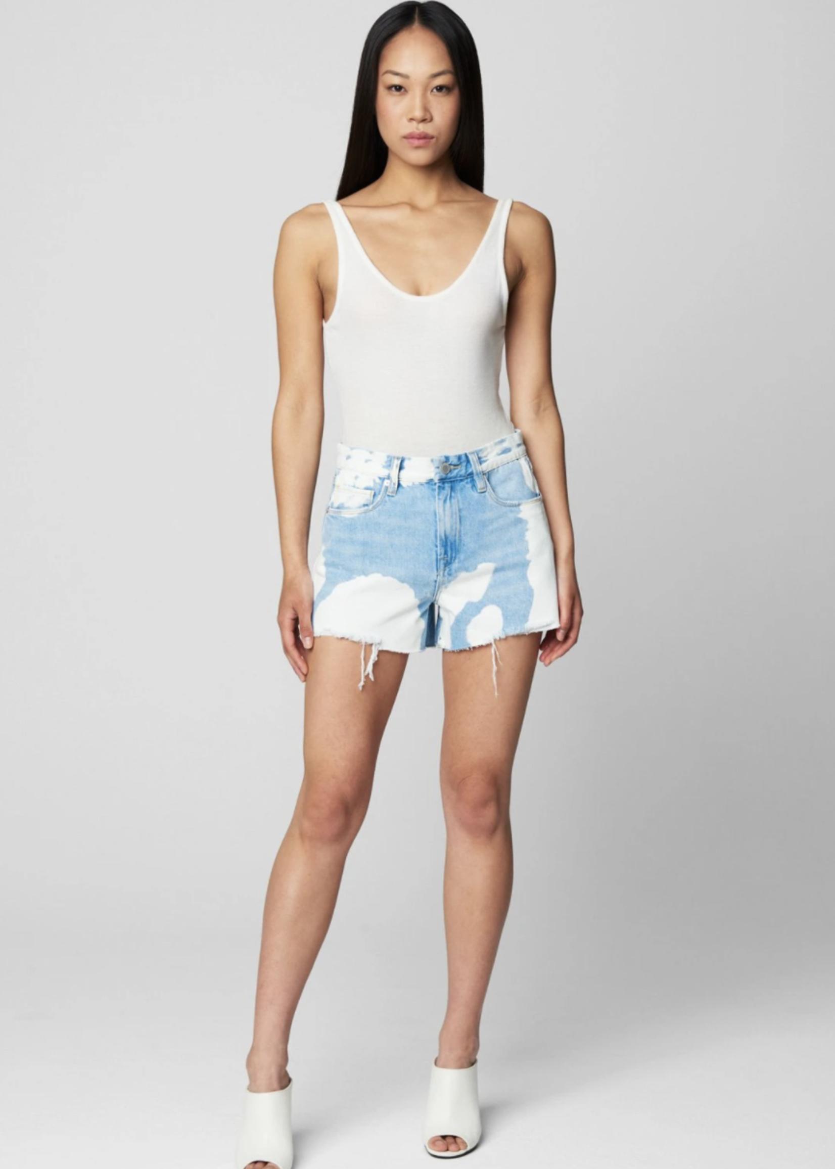 Blank NYC Sunday Funday Denim Shorts