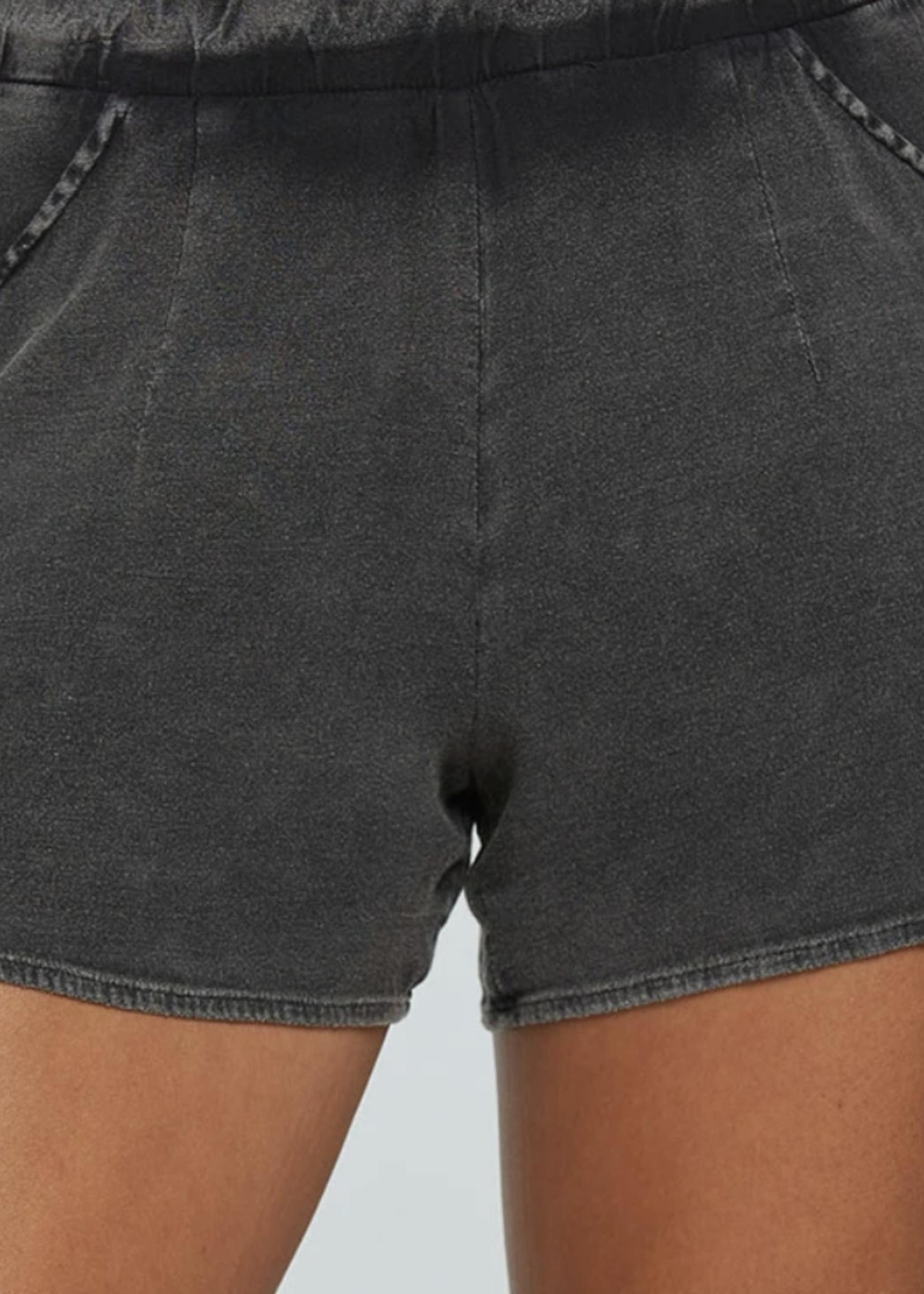 Chaser Cloud Wash Tulip Shorts